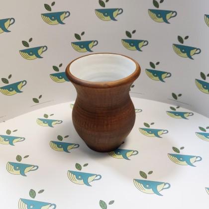 Калабас глиняный глазурованный