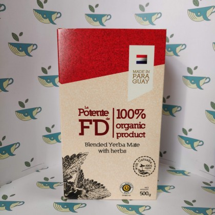 Йерба мате La Potente de FD 500 грамм