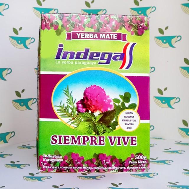 Йерба мате Indega Siempre Vive 500 грамм