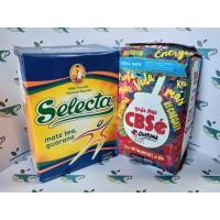 Йерба мате Selecta Guarana + CBSe Guarana