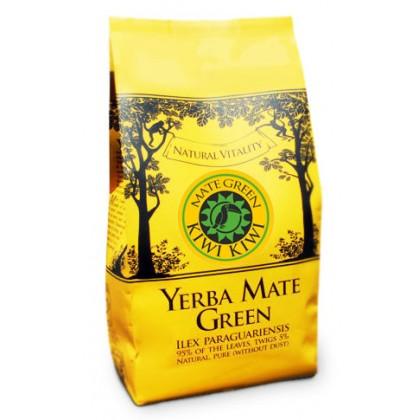 Йерба мате Mate Green Kiwi 400 грамм