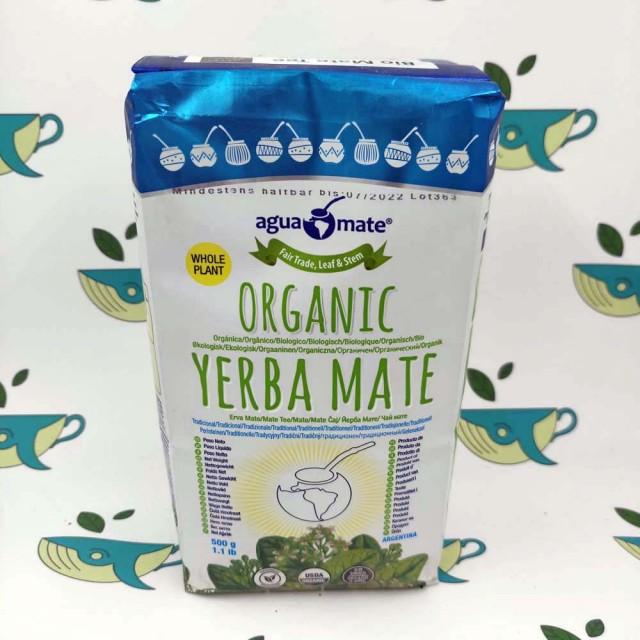 Йерба мате Agua Mate Organic 500 грамм