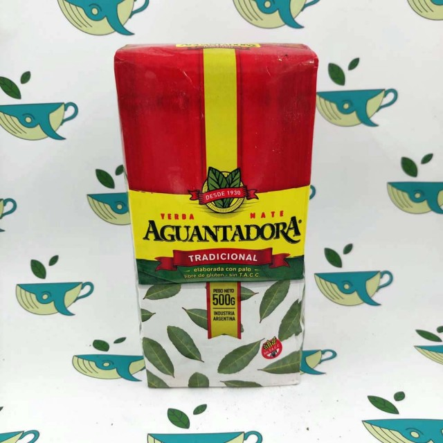 Йерба мате Aguantadora Traditional 500 грамм