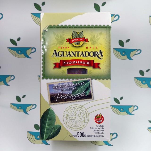 Йерба мате Aguantadora Seleccion Especial 500 грамм