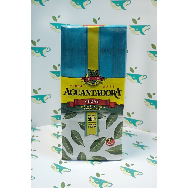 Йерба мате Aguantadora Suave 500 грамм