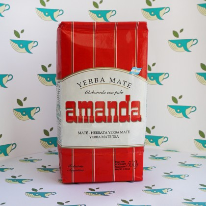 Йерба мате Amanda классика 500 грамм