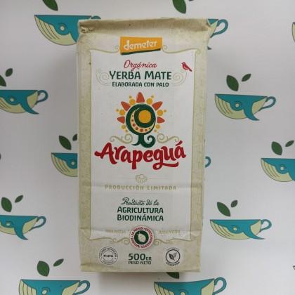 Йерба Мате Arapeguá Organica, 500 грамм