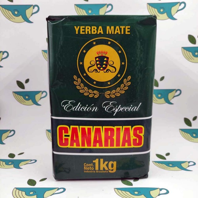 Йерба мате Canarias Edicion Especial 1000 грамм
