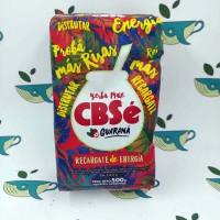 Йерба мате CBSe guarana 500 грамм