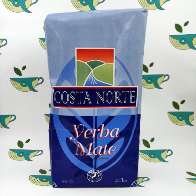 Йерба мате Costa Norte 1000 грамм