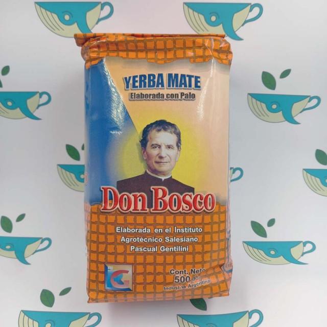 Йерба мате Don Bosco, 500 грамм