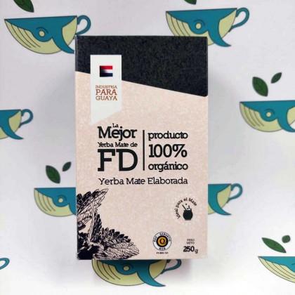 Йерба мате La mejor de FD 250 грамм