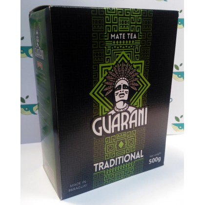 Йерба мате Guarani Traditional 500 грамм
