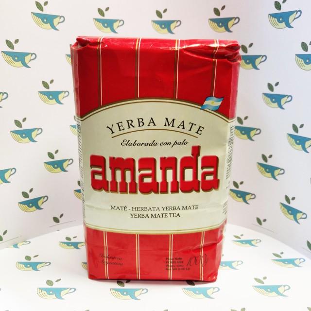Йерба мате Amanda классика 1000 грамм