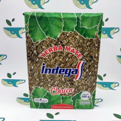 Йерба мате Indega Clasica 500 грамм
