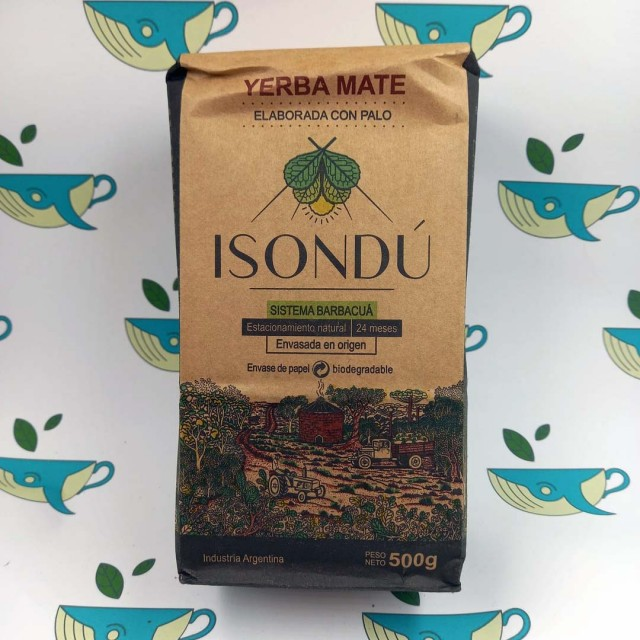 Йерба мате Isondu, 500 грамм