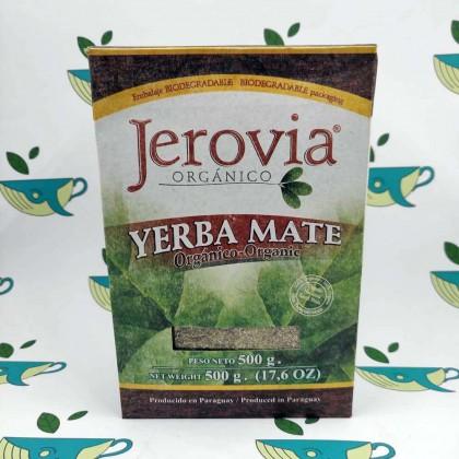Йерба мате Jerovia Organico 500 грамм