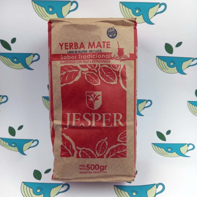 Йерба мате Jesper, 500 грамм