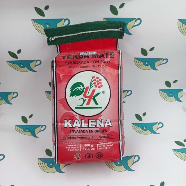 Йерба мате Kalena Elaborada con palo 500 грамм
