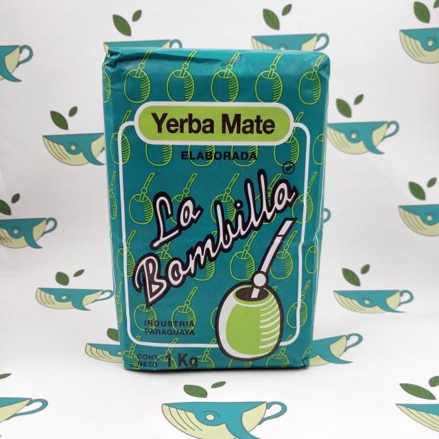 Йерба мате La Bombilla 1000 грамм