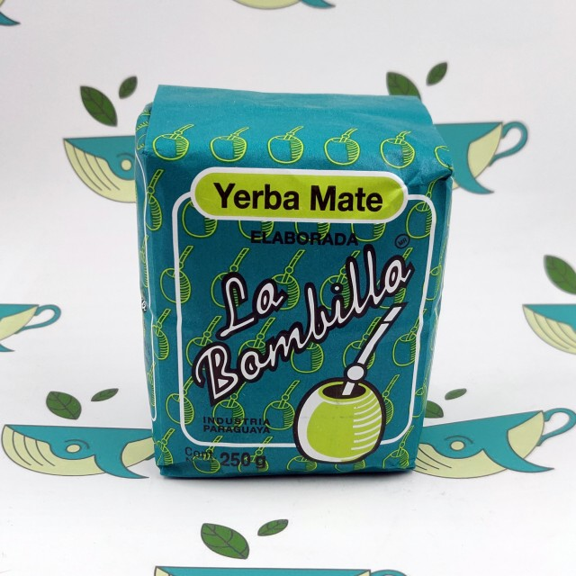 Йерба мате La Bombilla 250 грамм