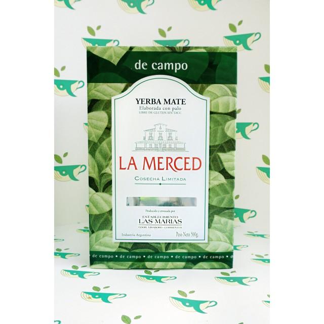 Йерба мате La Merced de campo 500 грамм