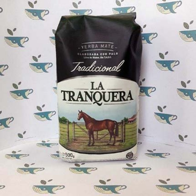 Йерба мате La Tranquera, 500 грамм