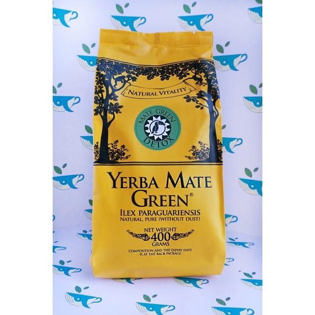 Йерба мате Mate Green Detox 400 грамм