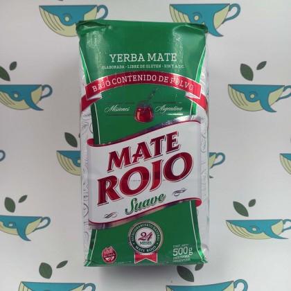 Йерба мате Mate Rojo Suave, 500 грамм