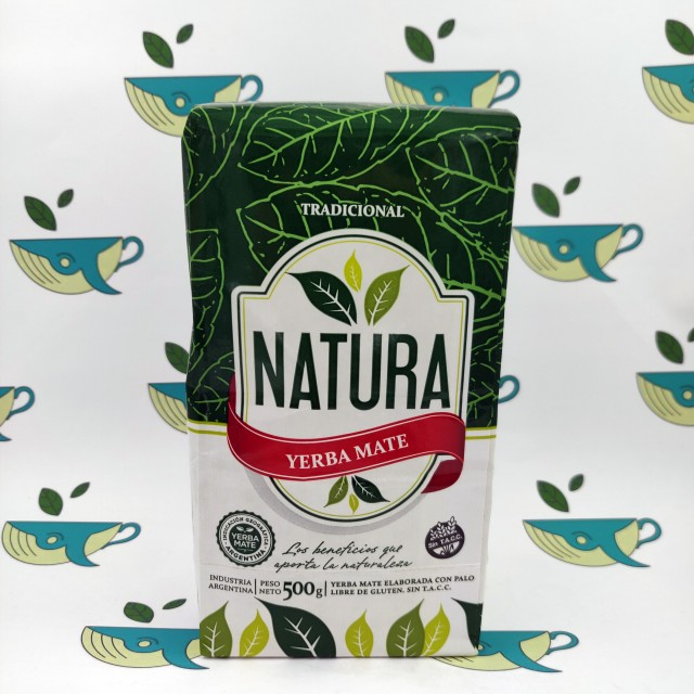 Йерба мате Natura Tradicional, 500 грамм