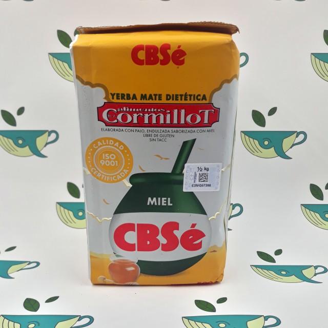 Йерба мате CBSe miel 500 грамм