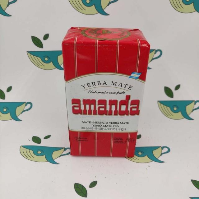 Йерба мате Amanda классика 250 грамм