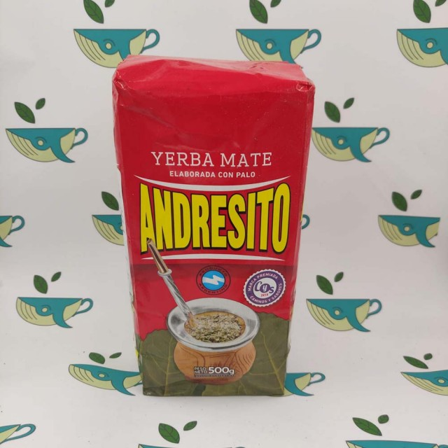 Йерба мате Andresito классика 500 грамм
