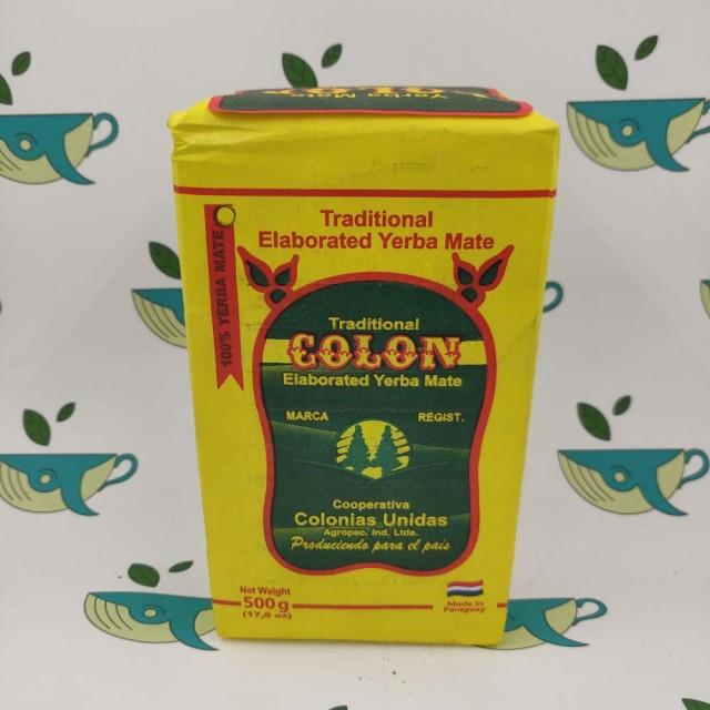 Йерба мате Colon, 500 грамм