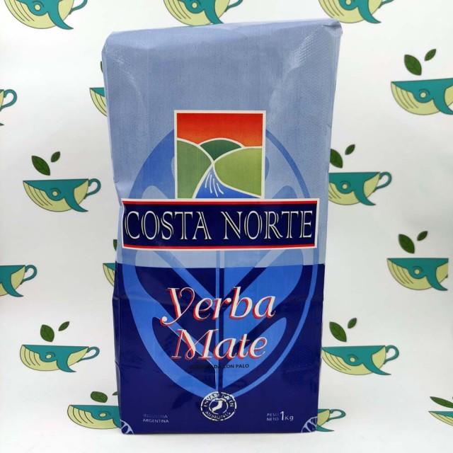 Йерба мате Costa Norte, 1000 грамм