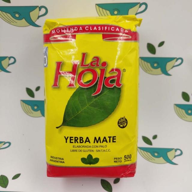 Йерба мате La Hoja классика 500 грамм