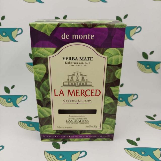 Йерба мате La Merced de monte 500 грамм