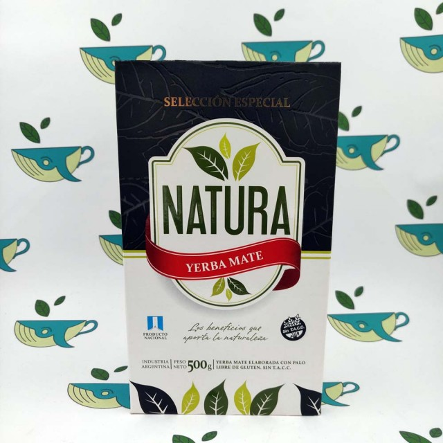 Йерба мате Natura Seleccion Especial, 500 грамм