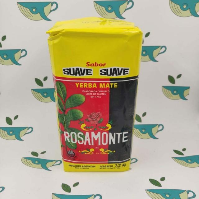 Йерба мате Rosamonte Suave 500 грамм