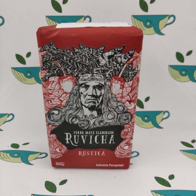 Йерба мате Ruvicha Rustica, 500 грамм