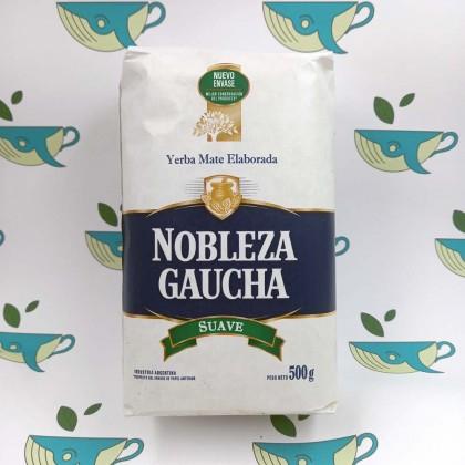 Йерба мате Nobleza Gaucha Suave, 50 грамм