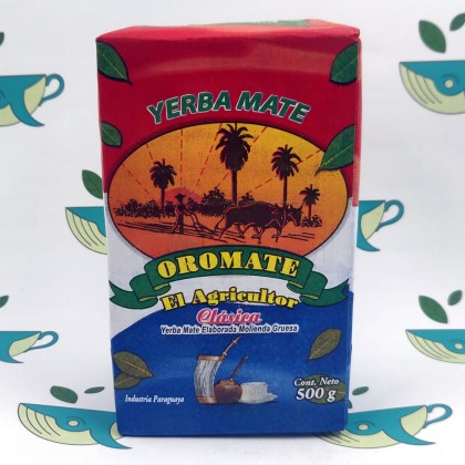 Йерба мате Oromate классический 500 грамм