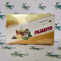 Йерба мате в пакетиках Pajarito ваниль