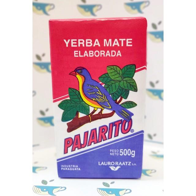 Йерба мате Pajarito классика 500 грамм