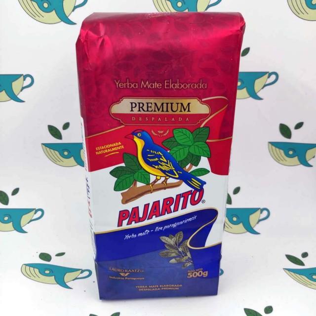 Йерба мате Pajarito Despalada Premium, 500 грамм