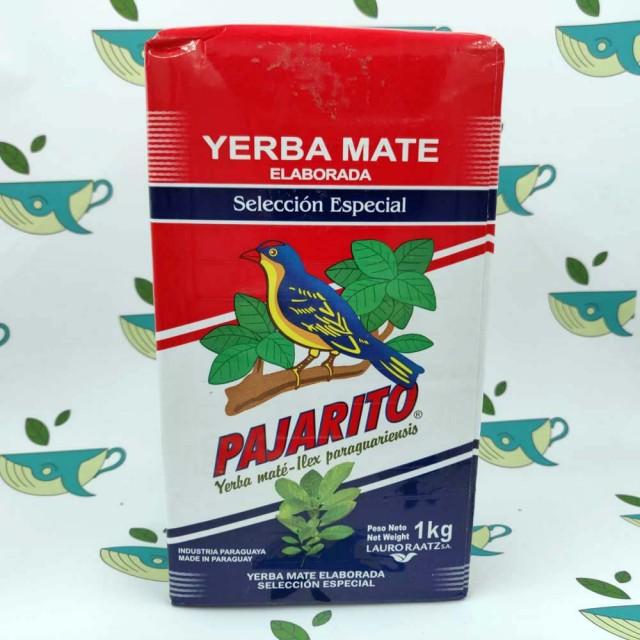 Йерба мате Pajarito Seleccion Especial 1000 грамм
