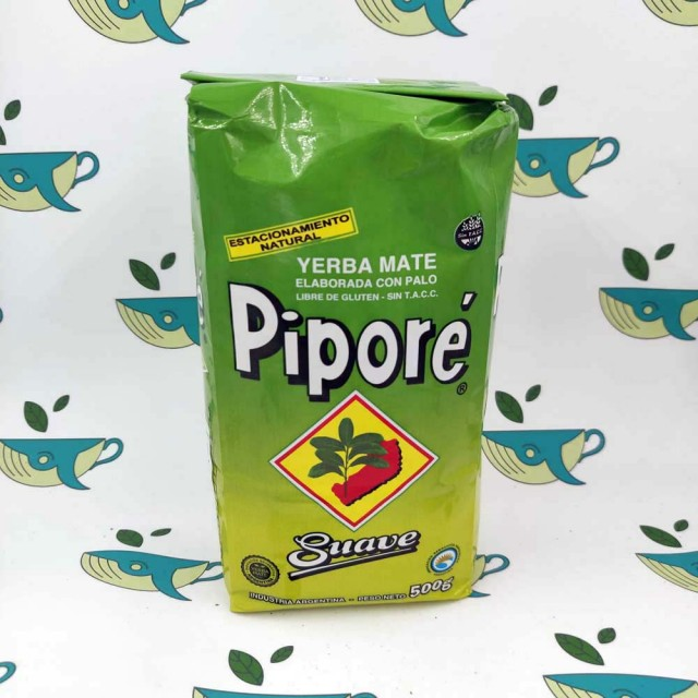 Йерба мате Pipore Suave 500 грамм