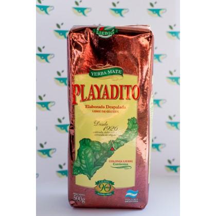 Йерба мате Playadito Despalada 500 грамм