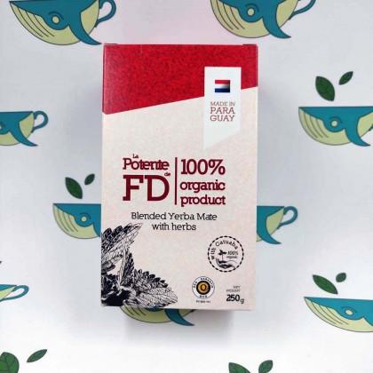 Йерба мате La Potente de FD 250 грамм