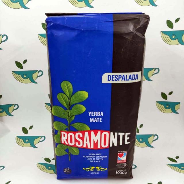 Йерба мате Rosamonte Despalada 1000 грамм